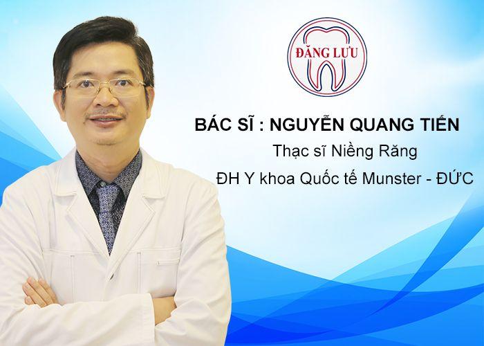 Bs Nguyễn Quang Tiến